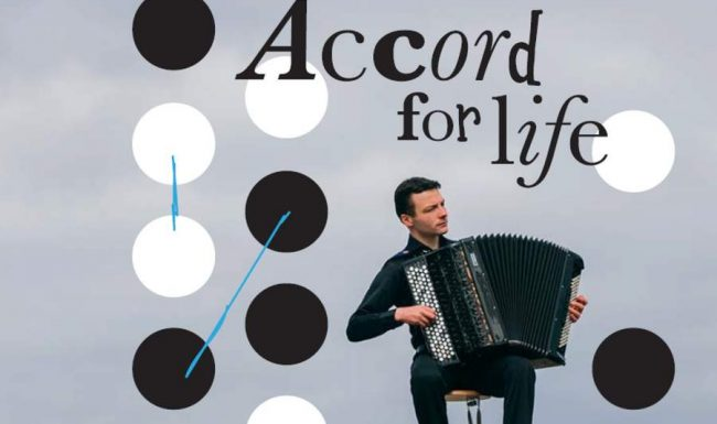 Solo Recital by accordionist Milos Milivojevic